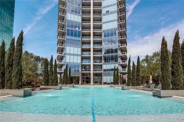 2900 Mckinnon Street #506, Dallas, TX 75201 (MLS #14416405) :: North Texas Team | RE/MAX Lifestyle Property