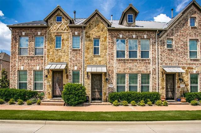 5729 Headquarters Drive, Plano, TX 75024 (MLS #14416494) :: Team Tiller