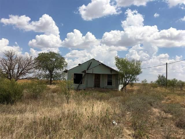 2126 Fm 3116, Anson, TX 79501 (MLS #14416516) :: The Good Home Team