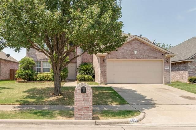 5629 Robins Way, North Richland Hills, TX 76180 (MLS #14416587) :: The Mitchell Group