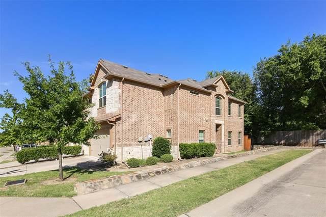 302 Starleaf Trail, Garland, TX 75040 (MLS #14416703) :: Team Tiller