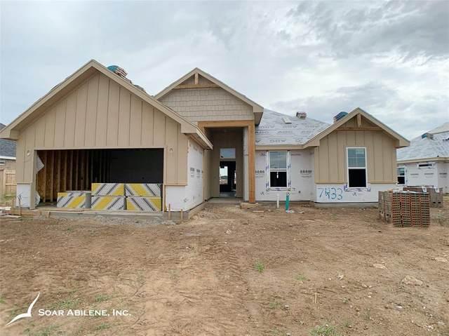 7433 Morning Glory Road, Abilene, TX 79602 (MLS #14416713) :: ACR- ANN CARR REALTORS®
