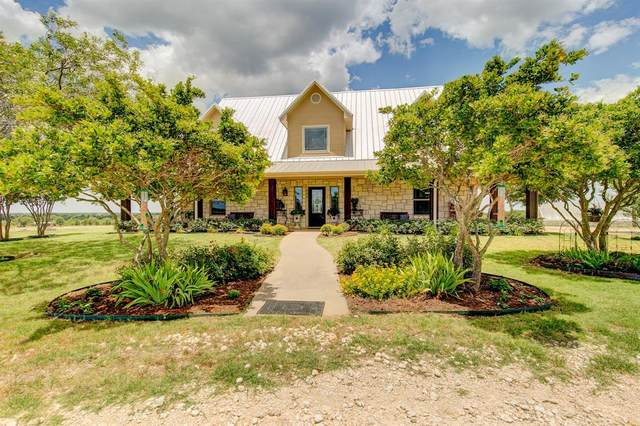 534 Private Road 1632, Stephenville, TX 76401 (MLS #14416718) :: The Kimberly Davis Group