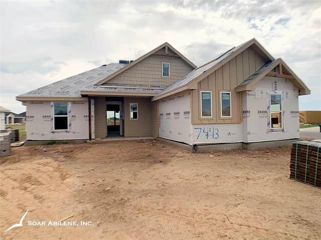 7443 Morning Glory Road, Abilene, TX 79602 (MLS #14416784) :: ACR- ANN CARR REALTORS®