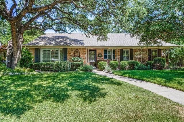 10245 Vistadale Drive, Dallas, TX 75238 (MLS #14416853) :: Frankie Arthur Real Estate