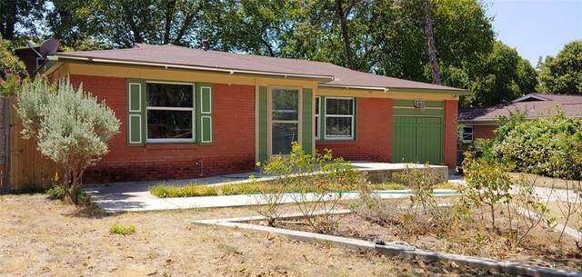 500 Crandle Drive, White Settlement, TX 76108 (MLS #14416949) :: The Mitchell Group