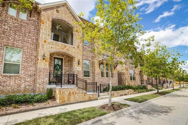 2441 Gramercy Park Drive, Flower Mound, TX 75028 (MLS #14416957) :: The Hornburg Real Estate Group