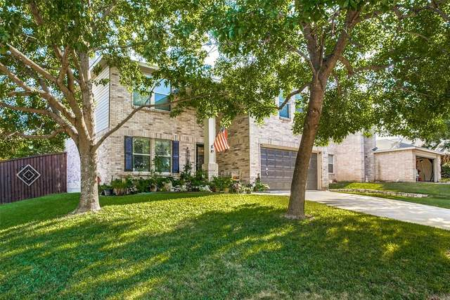 2501 Clear Brook Drive, Mckinney, TX 75071 (MLS #14417045) :: Frankie Arthur Real Estate