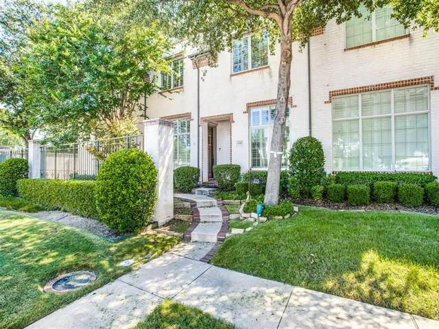 848 Lake Vista Place, Coppell, TX 75019 (MLS #14417067) :: Frankie Arthur Real Estate
