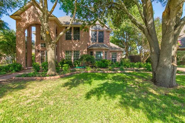 6917 Vista Ridge Drive E, Fort Worth, TX 76132 (MLS #14417171) :: Keller Williams Realty