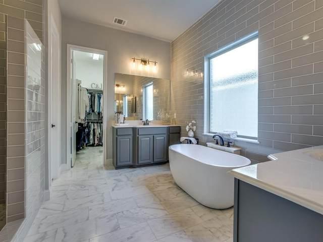 8612 Arrow Drive, Mckinney, TX 75070 (MLS #14417177) :: The Hornburg Real Estate Group