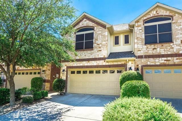 1827 Villa Drive, Allen, TX 75013 (MLS #14417312) :: Trinity Premier Properties