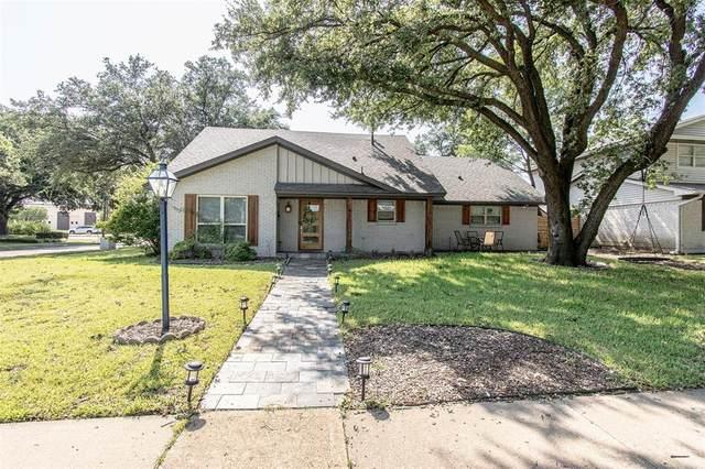 1121 La Mesa Drive, Richardson, TX 75080 (MLS #14417331) :: The Good Home Team