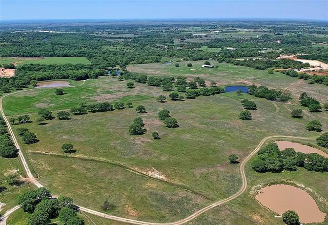 LOT 16 Bluebonnet Ridge, Weatherford, TX 76087 (MLS #14417484) :: The Chad Smith Team