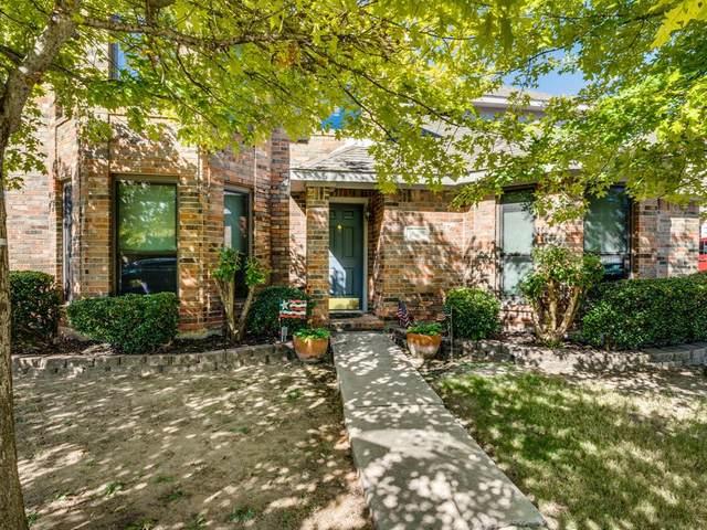 1607 Churchill Lane, Mansfield, TX 76063 (MLS #14417549) :: The Mitchell Group