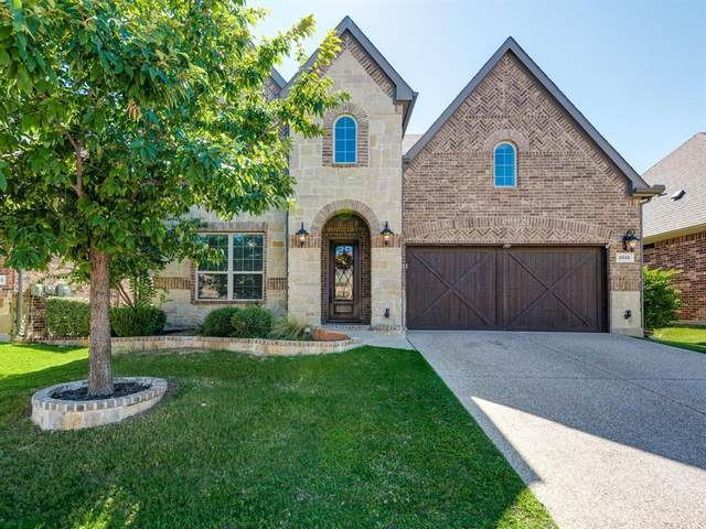 2825 Exeter Drive, Trophy Club, TX 76262 (MLS #14417592) :: The Mitchell Group