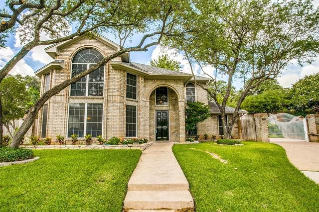 3129 Hazlewood Court, Bedford, TX 76021 (MLS #14417704) :: The Mitchell Group