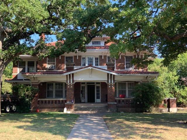 1083 W Frey Street, Stephenville, TX 76401 (MLS #14417721) :: All Cities USA Realty