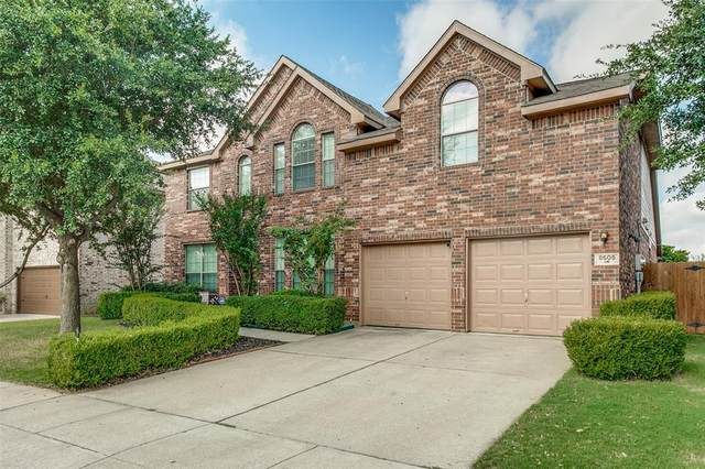8505 Tribute Lane, Fort Worth, TX 76131 (MLS #14417809) :: The Mitchell Group