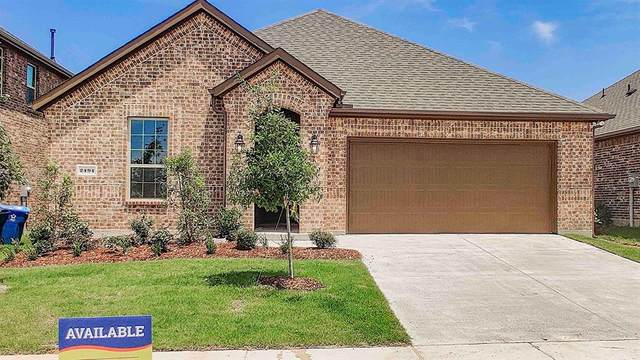 2494 San Marcos Drive, Forney, TX 75126 (MLS #14417828) :: Real Estate By Design