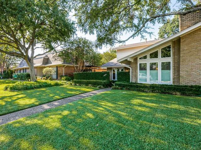 7318 Wellcrest Drive, Dallas, TX 75230 (MLS #14417916) :: The Hornburg Real Estate Group