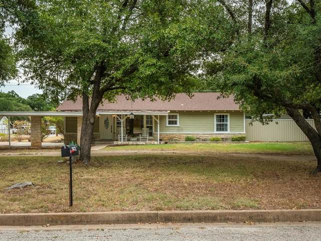 502 S Hillcrest Avenue, Eastland, TX 76448 (MLS #14418158) :: The Hornburg Real Estate Group