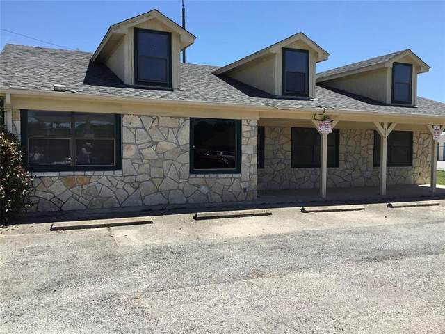 5001 Fall Creek Highway, Granbury, TX 76049 (MLS #14418268) :: The Kimberly Davis Group