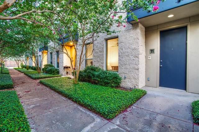 4312 Mckinney Avenue #11, Dallas, TX 75205 (MLS #14418300) :: The Mitchell Group