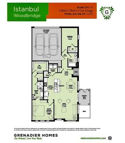 2730 Garden Gate Lane, Wylie, TX 75098 (MLS #14418402) :: The Hornburg Real Estate Group