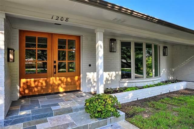 1208 Western Hills Drive, Sherman, TX 75092 (MLS #14418434) :: The Mitchell Group