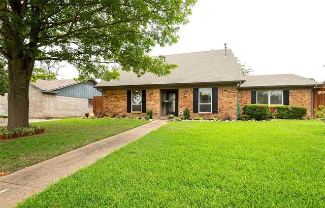 1614 Marquette Drive, Richardson, TX 75081 (MLS #14418439) :: RE/MAX Landmark