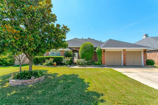 6805 Briarwood Drive, Fort Worth, TX 76132 (MLS #14418497) :: Keller Williams Realty