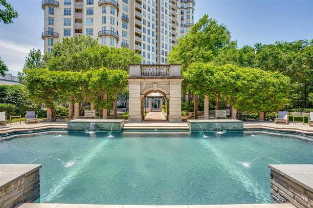 3401 Lee Parkway #1605, Dallas, TX 75219 (MLS #14418587) :: Frankie Arthur Real Estate