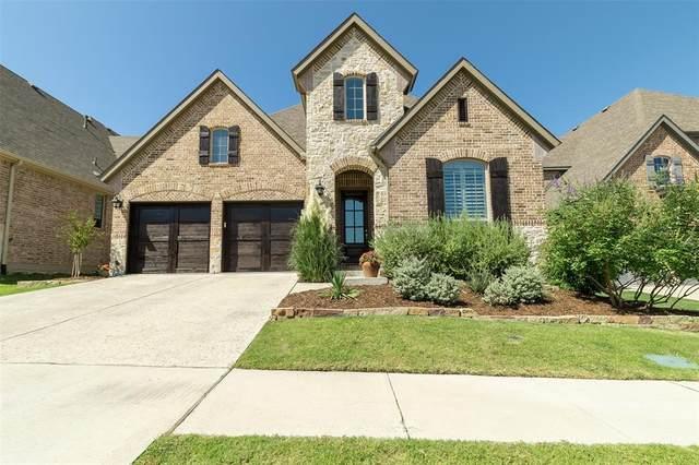 2209 Wimberly Way, Carrollton, TX 75010 (MLS #14418784) :: The Kimberly Davis Group