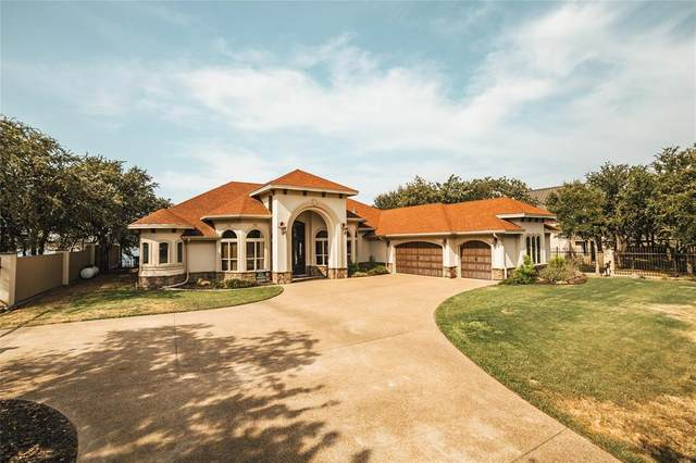 550 Oak Point Drive, May, TX 76857 (MLS #14418833) :: Feller Realty