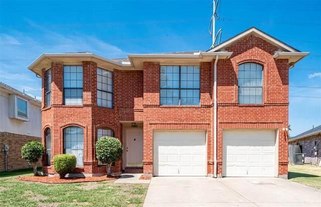 5712 Indian Hill Drive, Arlington, TX 76018 (MLS #14418927) :: Team Tiller