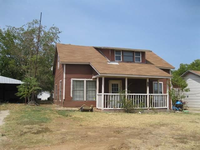 310 W 4th Street, Breckenridge, TX 76424 (MLS #14418945) :: Trinity Premier Properties