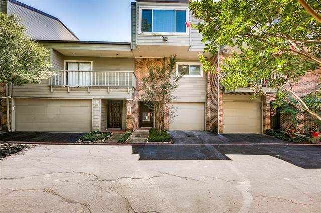 6808 Eastridge Drive #17, Dallas, TX 75231 (MLS #14418950) :: The Tierny Jordan Network