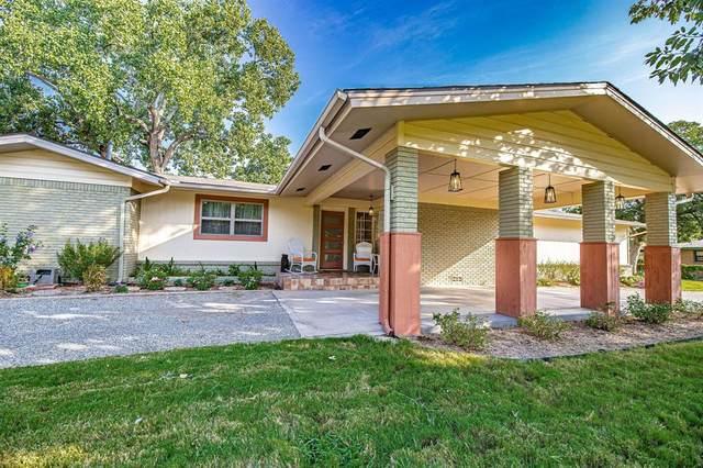 1915 Crestridge Street, Stephenville, TX 76401 (MLS #14419021) :: Keller Williams Realty
