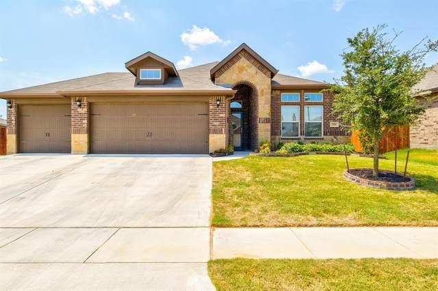 2556 Weatherford Heights Drive, Weatherford, TX 76087 (MLS #14419036) :: Robbins Real Estate Group