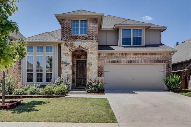 1513 Paley Park Drive, Prosper, TX 75078 (MLS #14419064) :: The Kimberly Davis Group