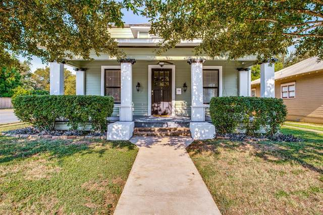 427 S Clinton, Dallas, TX 75208 (MLS #14419078) :: The Mitchell Group
