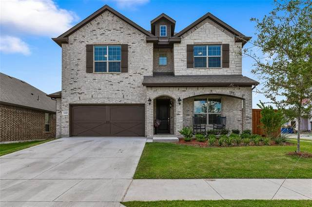 14845 Gladstone Drive, Aledo, TX 76008 (MLS #14419094) :: Keller Williams Realty