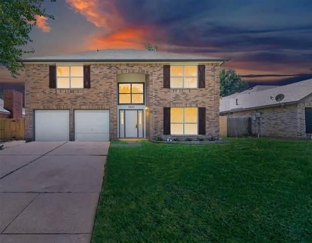 2845 Fenwick Street, Grand Prairie, TX 75052 (MLS #14419118) :: ACR- ANN CARR REALTORS®