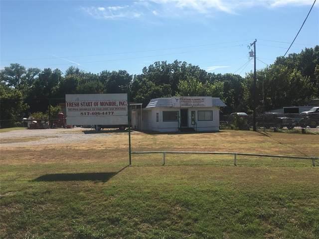 316 E Main Street, Azle, TX 76020 (MLS #14419326) :: The Kimberly Davis Group