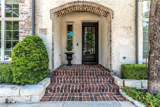 5934 Chipping Way, Dallas, TX 75252 (MLS #14419416) :: The Hornburg Real Estate Group