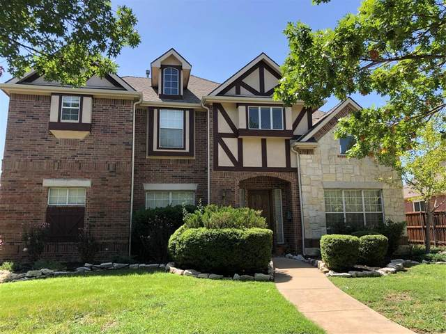 1102 Holy Grail Drive, Lewisville, TX 75056 (MLS #14419507) :: Frankie Arthur Real Estate