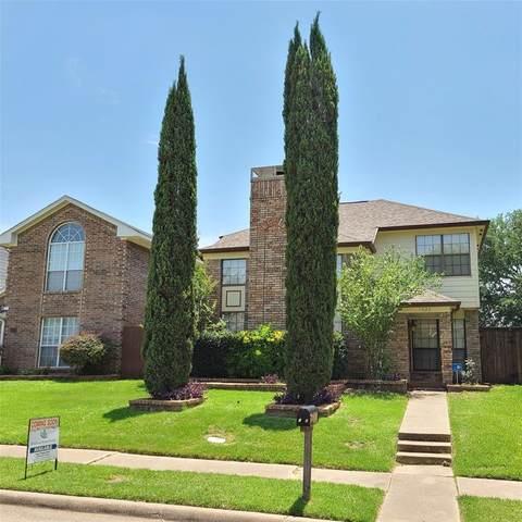 1922 Pinecrest Drive, Carrollton, TX 75010 (MLS #14419581) :: Real Estate By Design