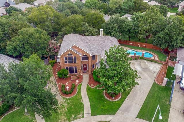 8809 Stonewall Court, North Richland Hills, TX 76182 (MLS #14419635) :: North Texas Team | RE/MAX Lifestyle Property