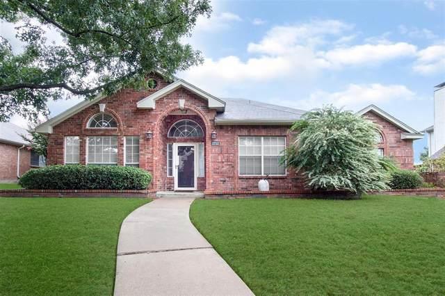 2712 Scarborough Lane, Carrollton, TX 75006 (MLS #14419657) :: The Kimberly Davis Group
